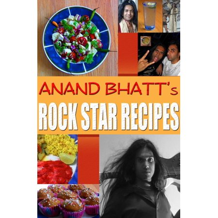 Rock Star Recipes: The Celebrity Diet - eBook