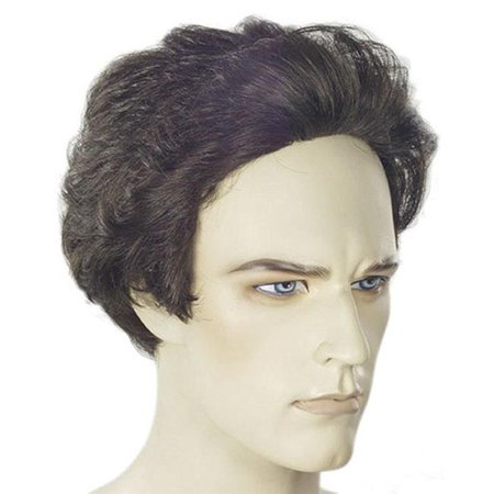 Morris Costumes LW80LCBN Chest Nut Brown Man Chestnut Brown Wig - Male Wigs