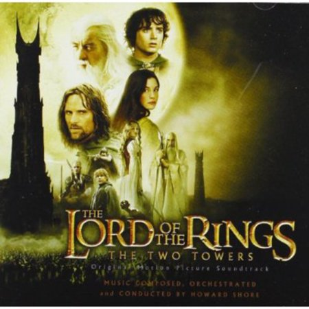 Lord of the Rings: Two Towers Soundtrack (CD) (Lord Of The Rings Two Towers Cheats)