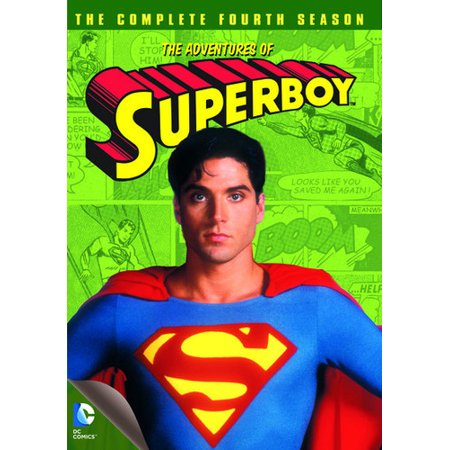 The Adventures of Superboy: The Complete Fourth Season (DVD) (Four Seasons Of Marriage)