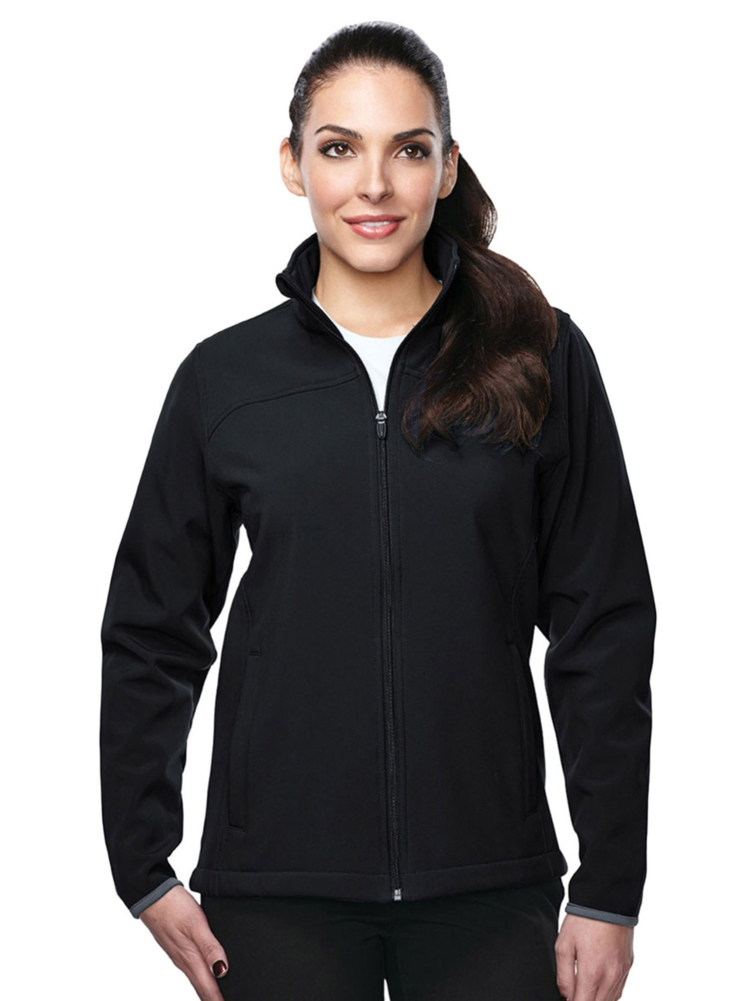 Steve Madden Womens Softshell Fashion Jacket air Layer