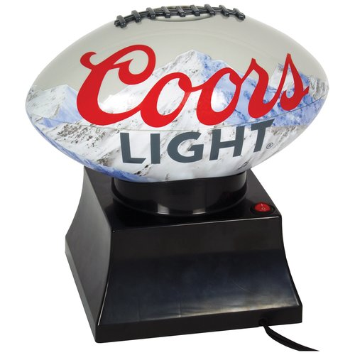 Koolatron 30-oz Coors Light Football Popcorn Maker