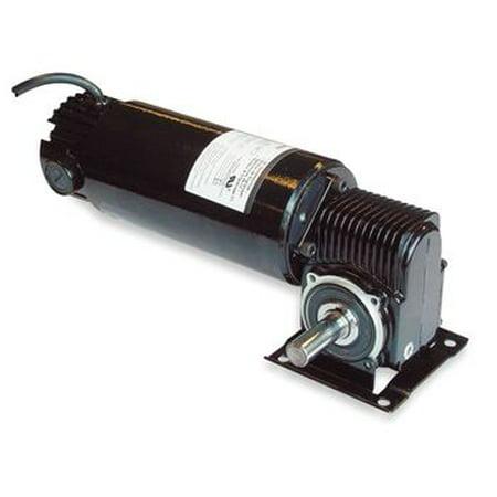 Dayton Model 3XA86 DC Gear Motor 60 RPM 1/4 hp TENV 90VDC ()