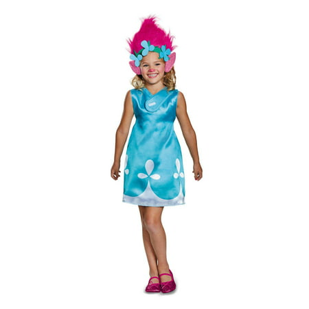 Trolls - Poppy Classic with Headband](Trollz Costume)