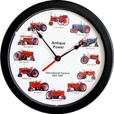 Wagon Wheel Clock (New 14