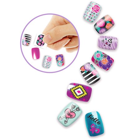 Just My Style All About Nail Art Kit By Horizon Group Usa Walmart