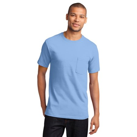 1947 Ash Grey T-shirt - Tall Essential TShirt with Pocket