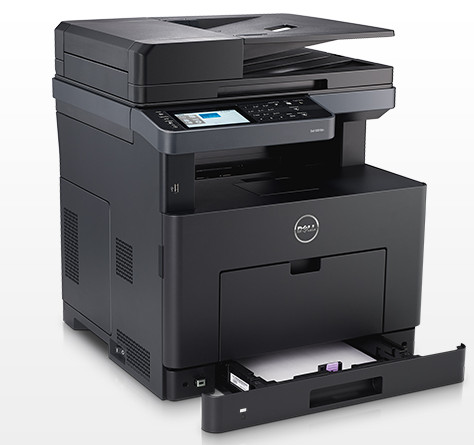Dell S2815dn Laser Multifunction Printer - Monochrome - Plain Paper Print