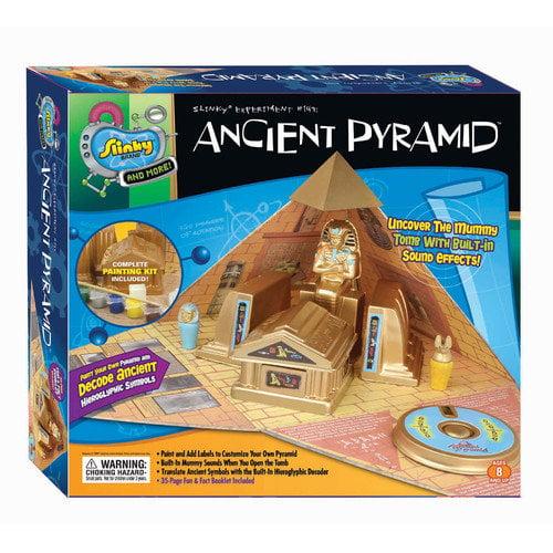 Slinky Science Ancient Pyramid Kit