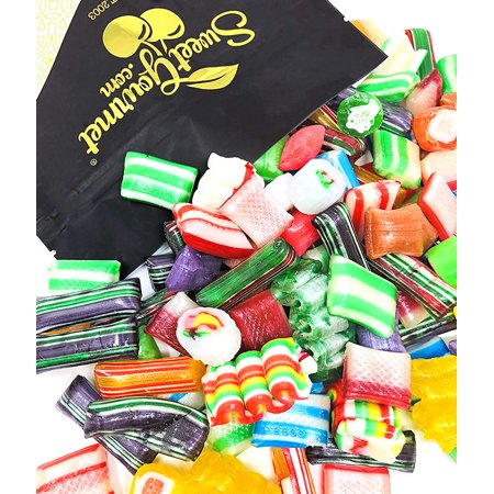 SweetGourmet Deluxe Old Fashioned Christmas Mix | Hard Candies | Bulk Unwrapped | 2 -