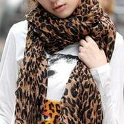 Leopard Print Scarf Buy 1 Get 1 Free