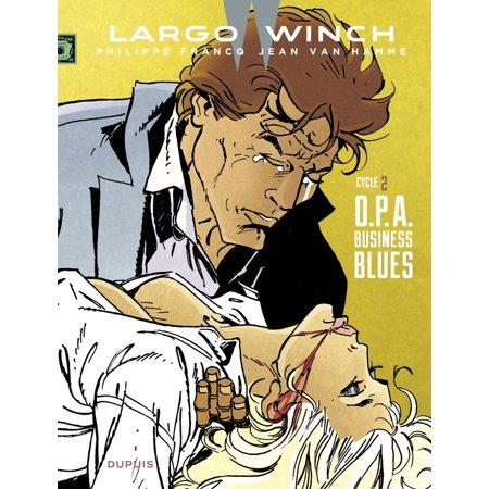Largo Winch - Diptyques - tome 2 - Diptyque Largo Winch 2/10 - eBook ()