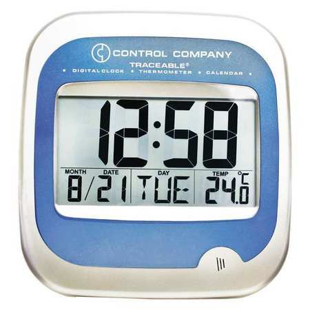Digital Thermometer, Traceable, 1072