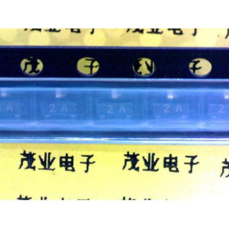 General 10PCS FMMT3906TA SOT-23 Marking 2a PNP Transistor - (Pnp Rf Transistor)