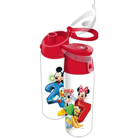Disney 2017 Stacked Hybrid Flip Top Acrylic Bottle (Florida Namedrop) (Date Halloween 2017 Disney)
