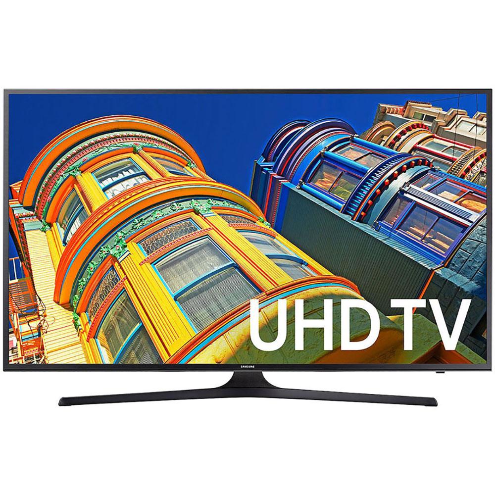 "Samsung UN60KU6270 UN60KU6270FXZA 60"" Smart 2160p 4K UHD 60Hz LED HDTV"