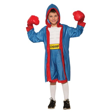 Boys Deluxe Boxer Costume - Boxer Costumes