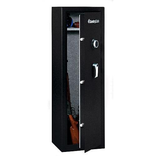 Sentrysafe 10-gun Safe With Combination - Walmart.com