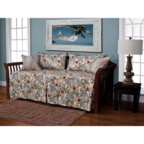 SIScovers Panama Beach 5-piece Daybed Ensemble