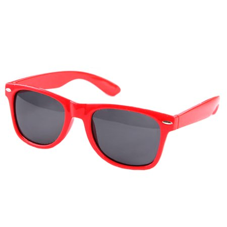 Easy Matching Sunglasses Classical Unisex Eyewear Eyeglasses Dark Glasses - Adult Type Black Frame + (Types Of Frames Glasses)