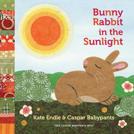 Bunny Rabbit Template (Bunny Rabbit in the Sunlight)