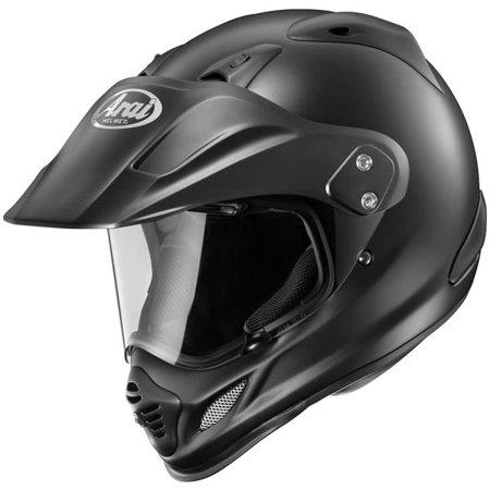 Arai XD4 Solid Dual Sport Full Face Helmet Black Frost