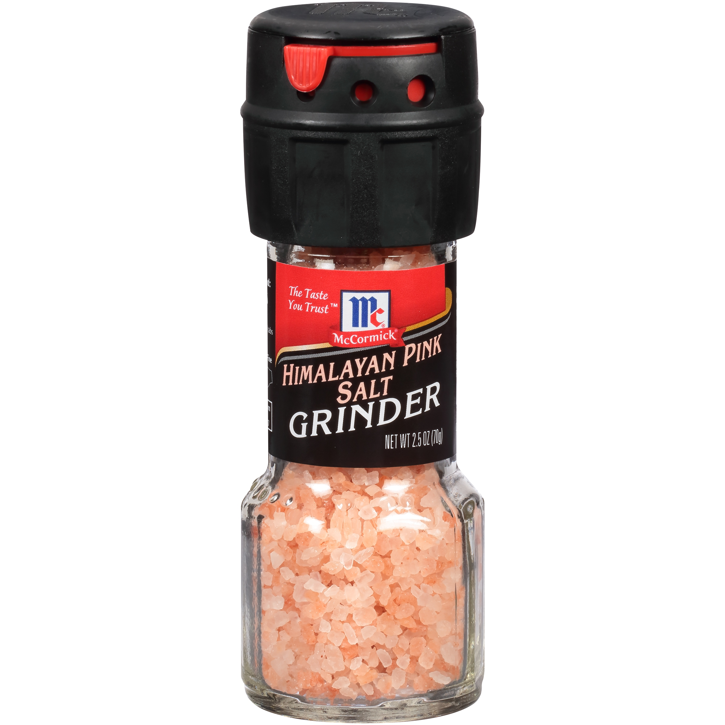 McCormick Grinder Himalayan Pink Salt, 2.5 OZ by McCormick & Co., Inc.