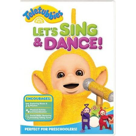 Teletubbies: Let's Sing & Dance (DVD) - Tele Tubbies