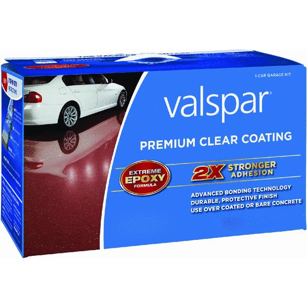 Valspar Premium Clear Floor Coating Kit