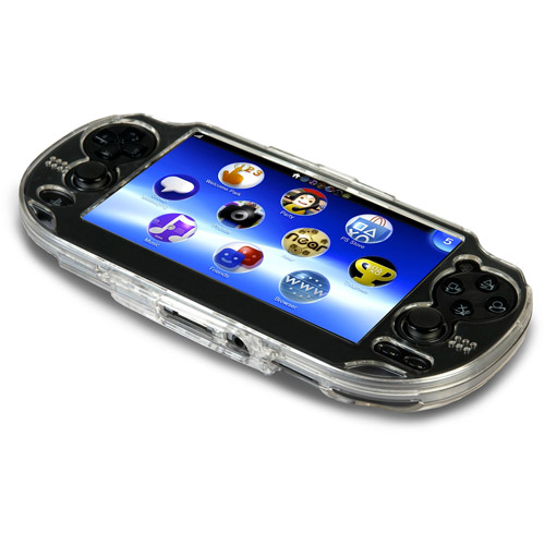 CTA Digital PlayStation Vita Crystal Case (PlayStation Vita)