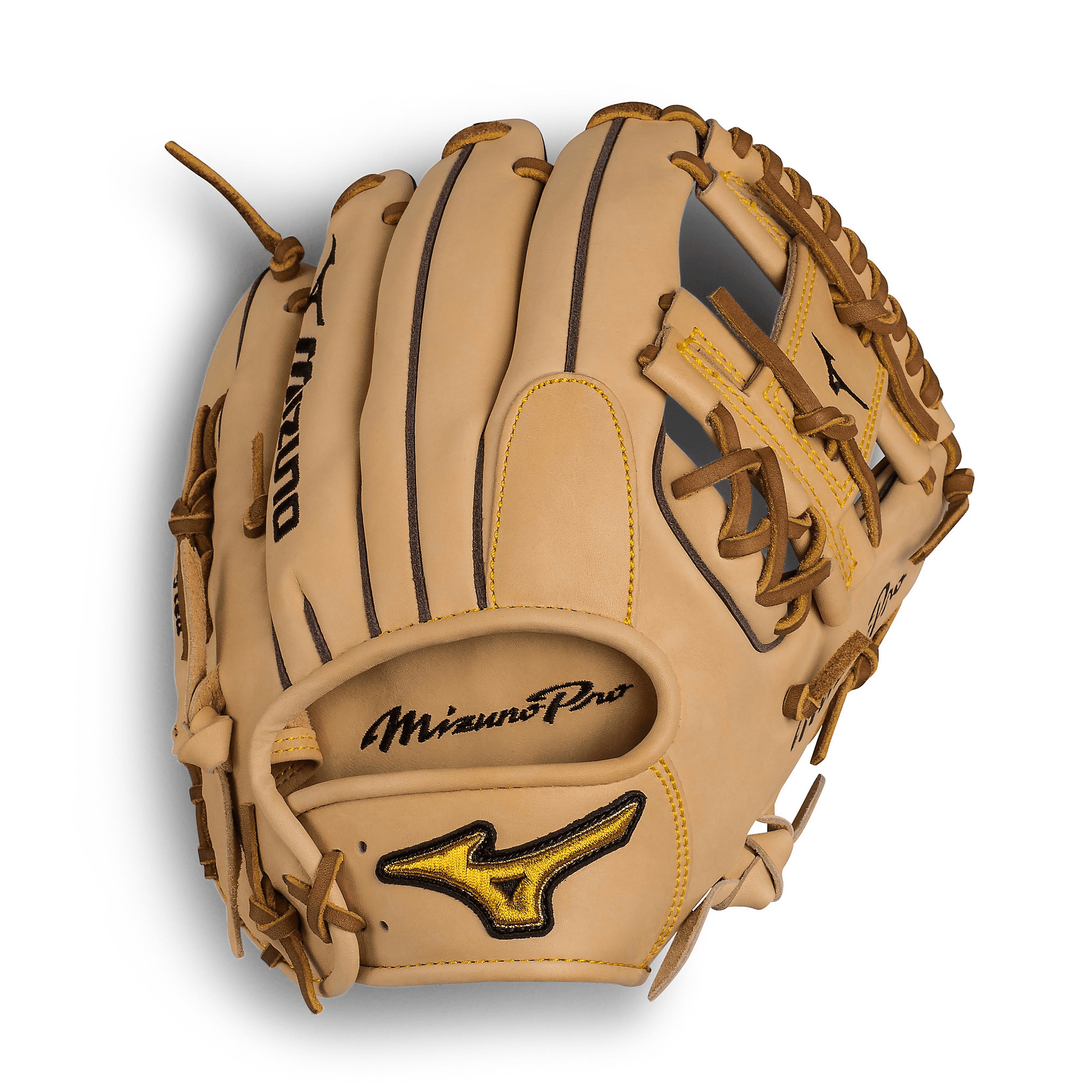 "Mizuno Pro Infield Baseball Glove 11.75"" Shallow Pocket by Mizuno"