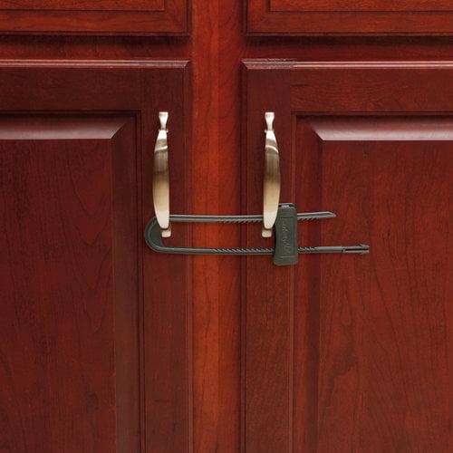 Safety 1st Double Door Slide Locks, 2 count