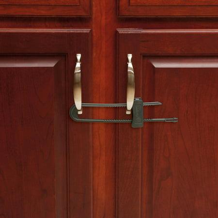 Safety 1st Double Door Slide Locks 2 Count Walmart Com