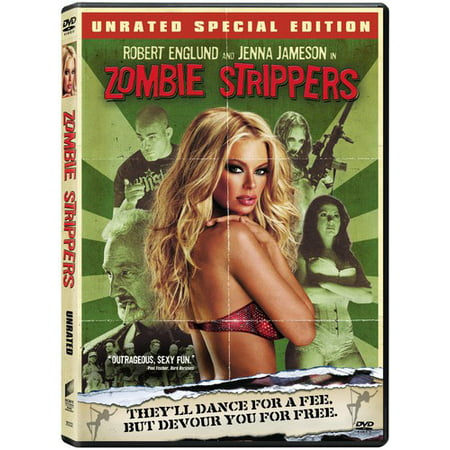 Zombie Strippers (DVD) - Zombie Projection Dvd