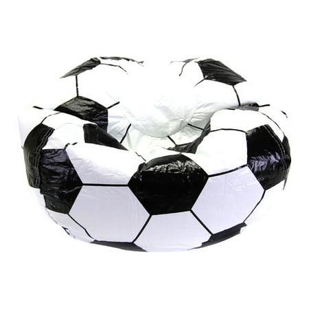 Sports Bean Bag Chair Soccer Ball