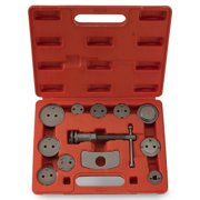 Neiko 20733A 12-Piece Disc Brake Caliper Wind Back Tool Kit