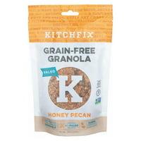 Kitchfix Granola - Honey Pecan - pack of 6 - 10 Oz