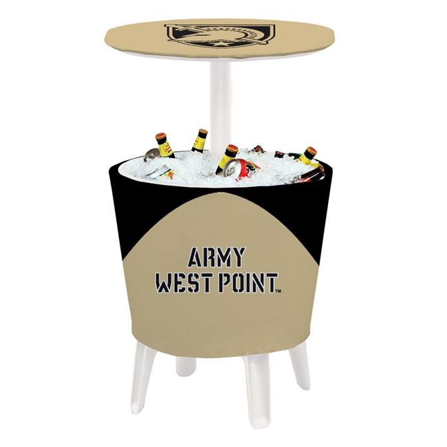 Victory Corps 810024ARMY-004 NCAA Event Cooler Table Army - No.004