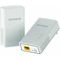 Netgear PL1200-100PAS 1200Mbps Ethernet Adapters