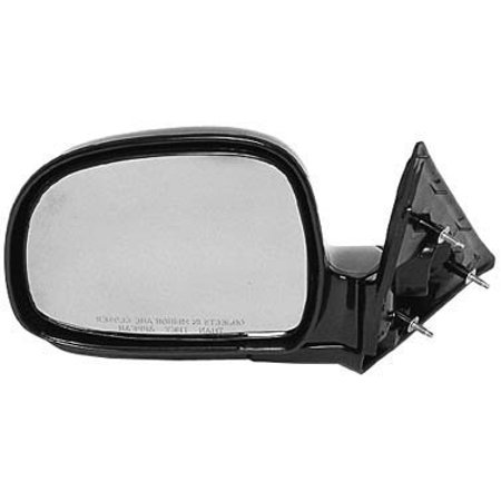 Dorman 955 306 Chevrolet Oldsmobile Gmc Isuzu Passenger Side Manual Remote Replacement Mirror