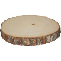 "Basswood Thick Round-7"" To 9"""