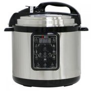 Multifunction 6.3QT Electric Pressure Cooker Stainless Steel Programmable 0P