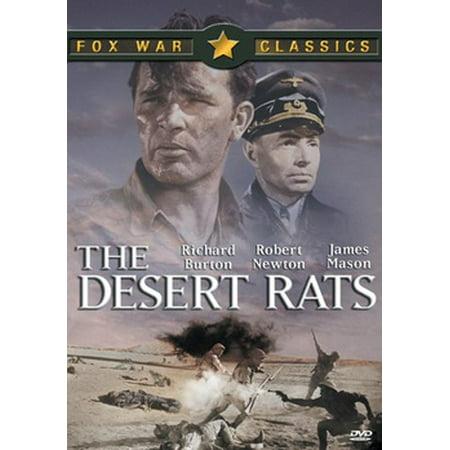 The Desert Rats (DVD) (British Desert Rat)
