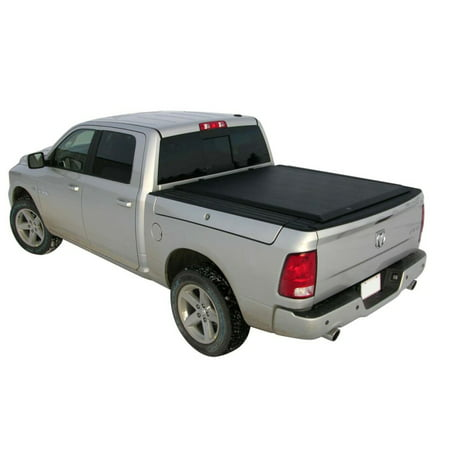 Access Literider 09+ Dodge Ram 5ft 7in Bed (w/ RamBox Cargo Management System) Roll-Up - Dodge Nitro Cargo Cover