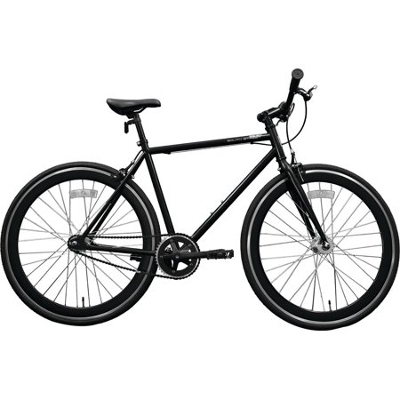 ALTAIR SOUTH STREET BLACK   SMALL 1SP BRAKES BIKE