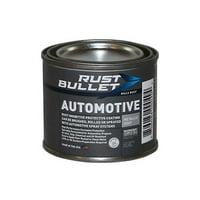 Rust Bullet® Metallic Gray Automotive Rust Inhibitive Protective Coating 0.25 pt. Can