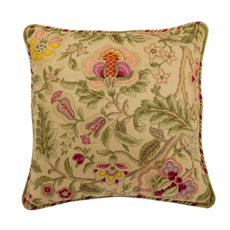 Waverly Imperial Dress Decorative Pillow, Antique
