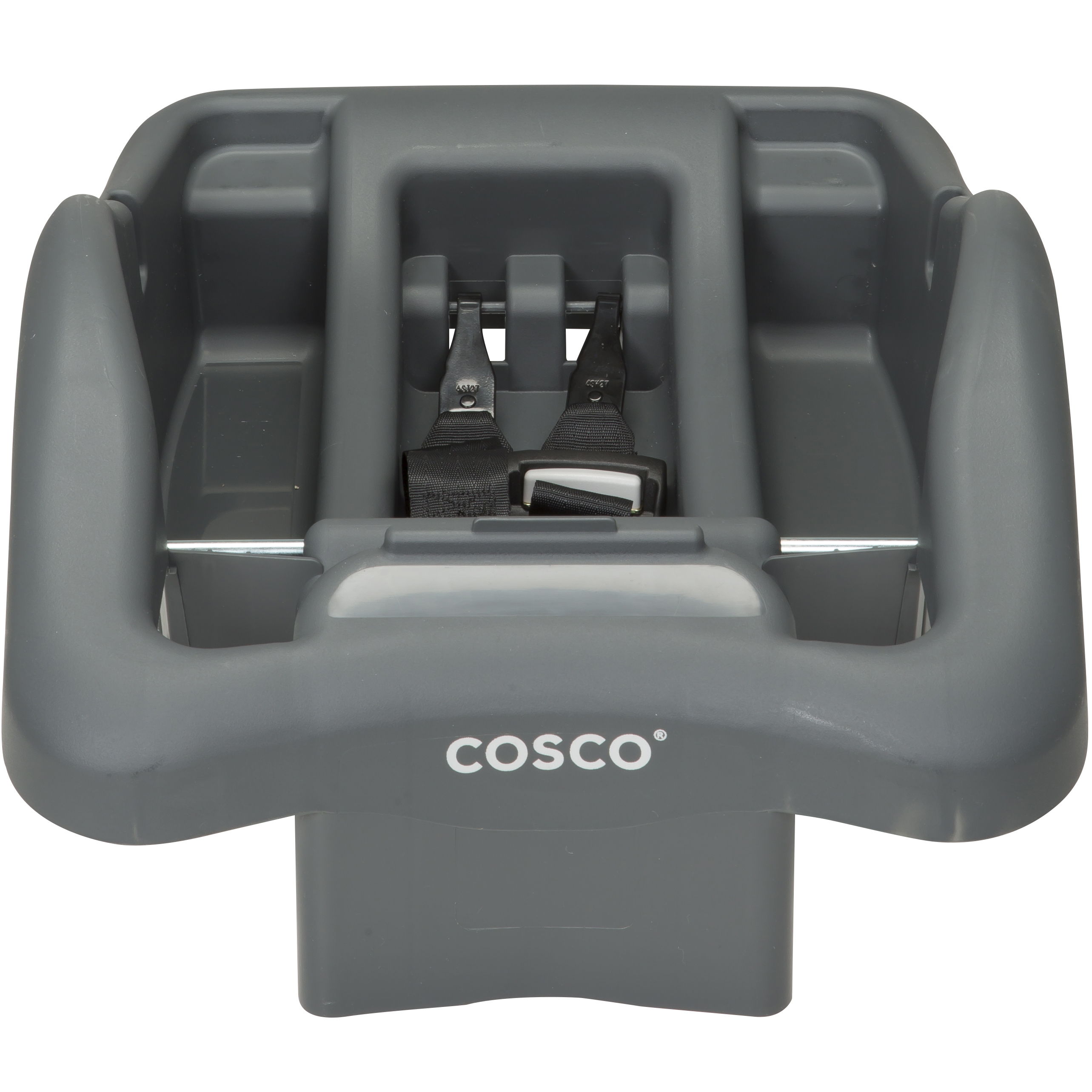 Cosco Light 'n Comfy Car Seat Base, Dark Gray