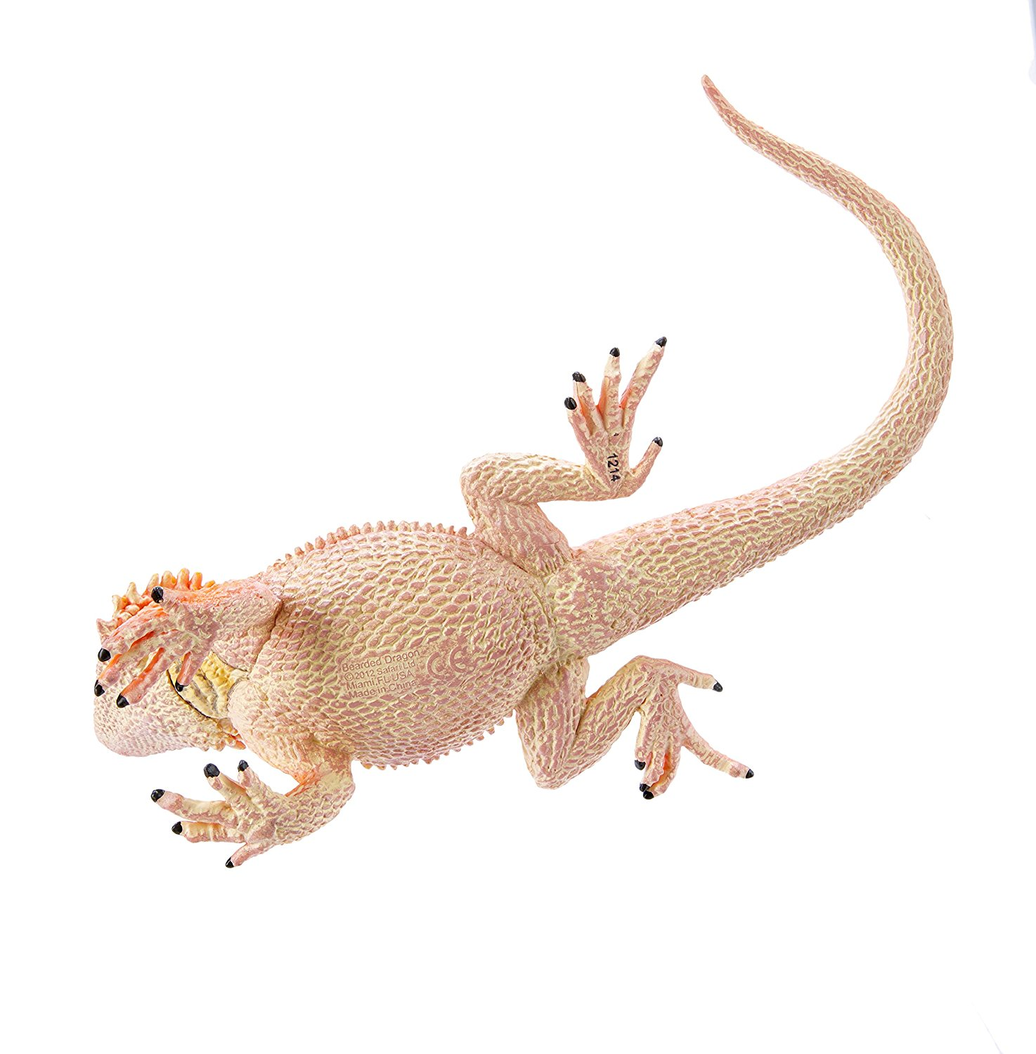 ed96bb7c109 Incredible Creatures Bearded Dragon, One of the most recognizable lizards,  Bearded Dragons are hardy reptiles that can grow to two feet in length. ...