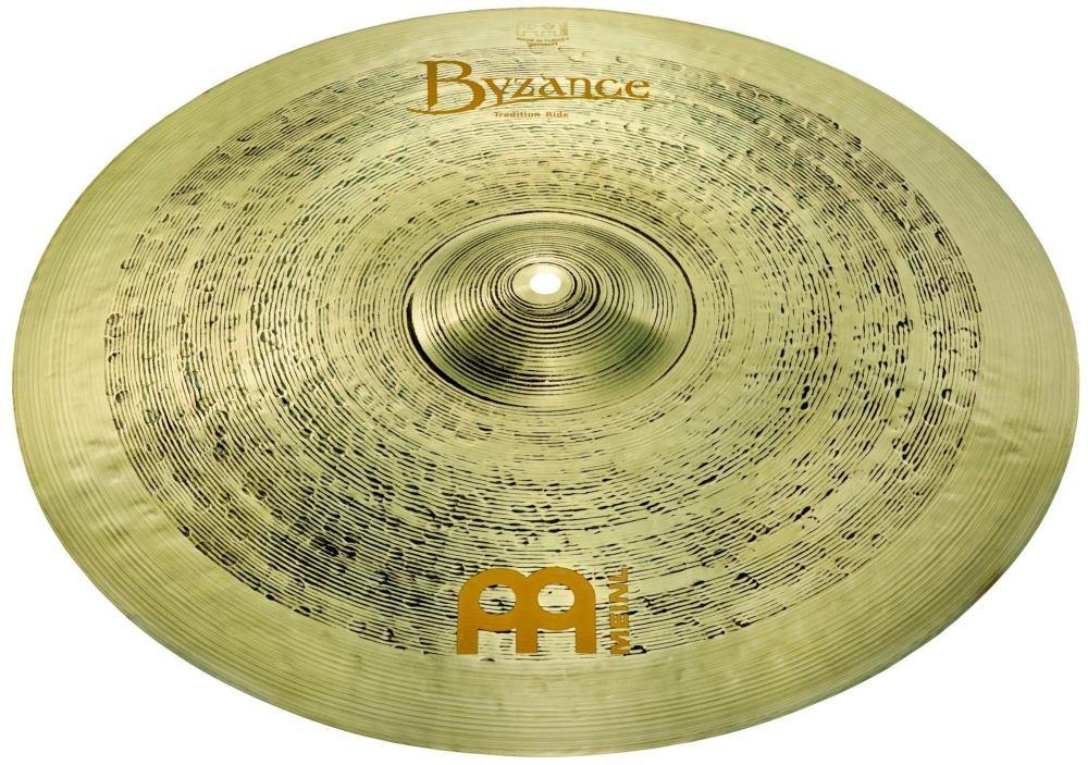 Byzance Tradition Light Ride Cymbal by Meinl
